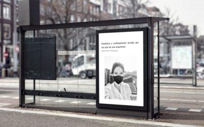 Noticias COADE. LIBRO | 'Pandemia y confinamiento mirado por los ojos de una arquitecta'