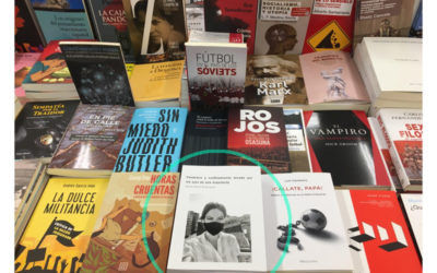 """""""Pandemia y confinamiento mirado por los ojos de una arquitecta"""" en Librería Cálamo"""