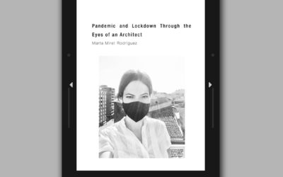 """""""Pandemic and Lockdown Through the Eyes of an Architect"""" now available in eBook!"""