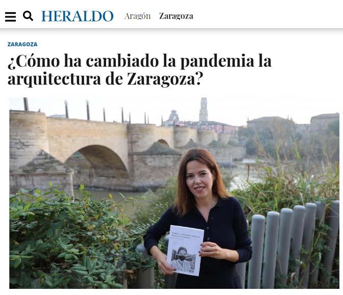 ¿Cómo ha cambiado la pandemia la arquitectura de Zaragoza?